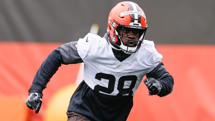 Browns GM Andrew Berry explains decision to trade up for Jeremiah Owusu-Koramoah