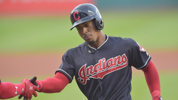 18f613f6d70076 WATCH: Cleveland Indians tout offense in hype video ahead of 2018 MLB  Playoffs