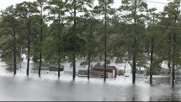 How you can avoid Hurricane Florence donation scams