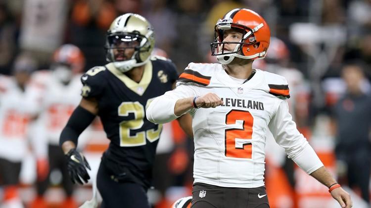 Browns to release WR Josh Gordon