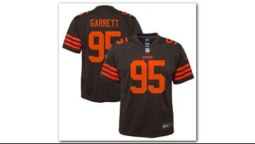 super popular 57e65 85052 Cleveland Browns debut 'Color Rush' uniforms vs. New York ...