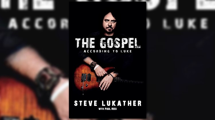 REVIEW | TOTO's Steve Lukather releases autobiography