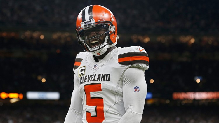 39f23c8e Tyrod Taylor frustrated with backup role for Cleveland Browns, but ...