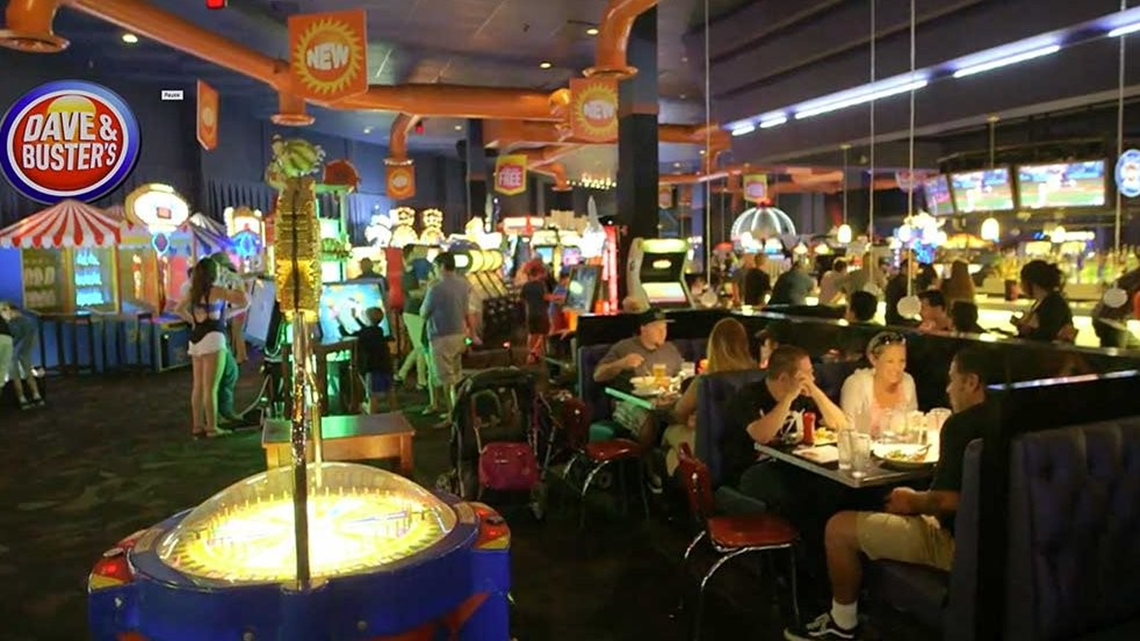 Akron Gas Prices >> Dave & Buster's submits building plan in Stark County ...
