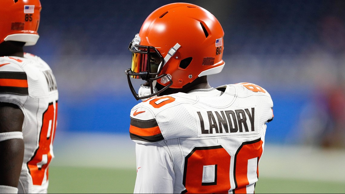 Cleveland Gas Prices >> Report: Cleveland Browns WR Jarvis Landry to play vs. New York Jets   wkyc.com