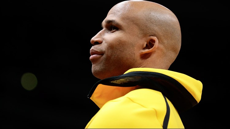 Richard Jefferson's Father Killed In Drive-By Shooting In Compton