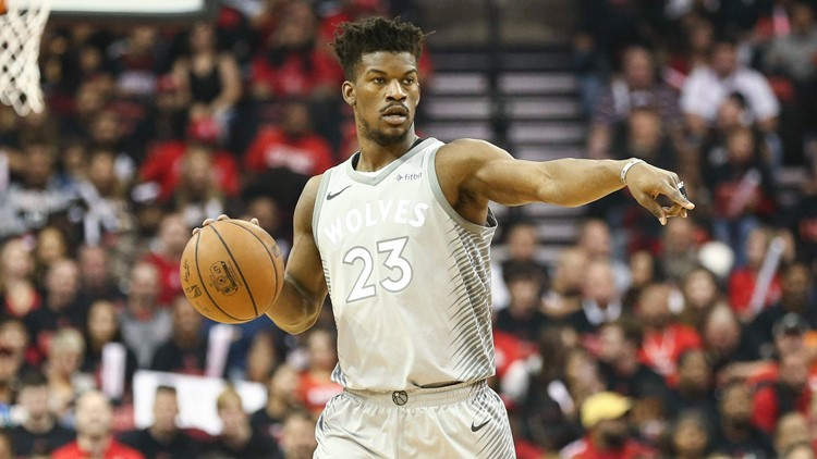 Are Heat Emerging As Front-Runner For Jimmy Butler Trade?