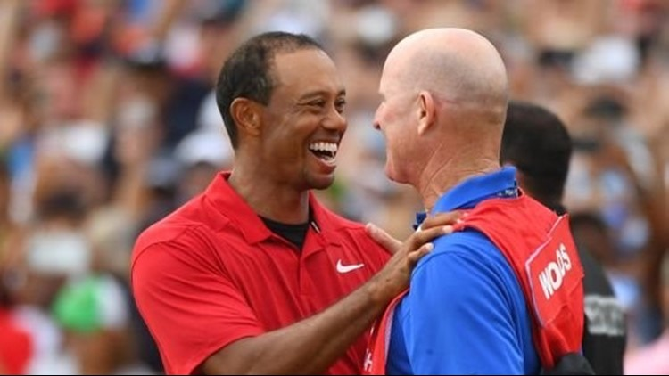 Comeback king Tiger Woods pulls off incredible  win