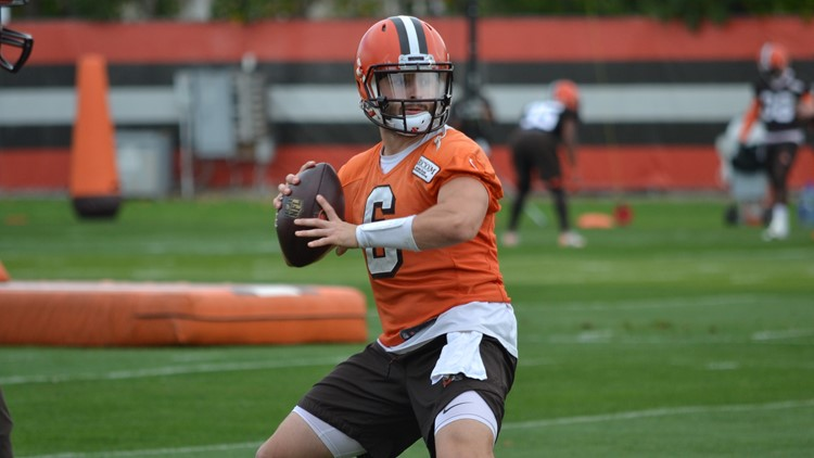 Baker Mayfield honored to earn opportunity to start at QB for Cleveland  Browns 95e1caf54