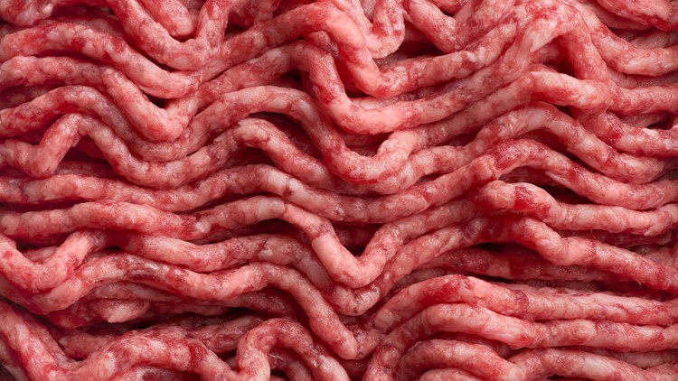 Ground beef sold in Ohio recalled due to possible plastic contamination
