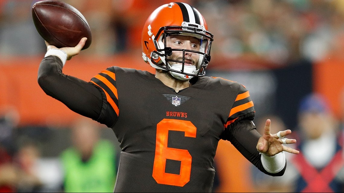 295282cd4b2 Baker Mayfield cracks top-10 in jersey sales after Cleveland Browns debut