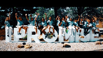 WKYC, LeBron James Family Foundation debuts commercial, song featuring I PROMISE School