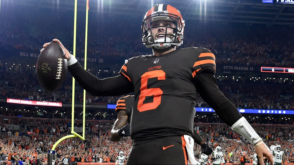 1fa9baba Cleveland Browns to wear 'Color Rush' uniforms vs. Baltimore Ravens ...