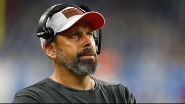 Former Cleveland Browns offensive coordinator Todd Haley blames Freddie Kitchens for Myles Garrett fight