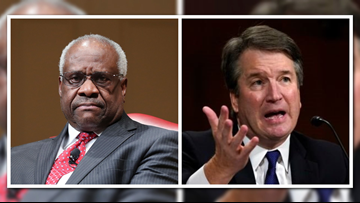 Clarence Thomas/Brett Kavanaugh: Similar road to Supreme Court paved with controversy