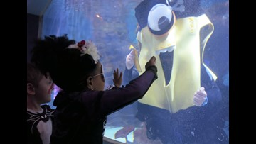 Win Hauntaquarium tickets and a Greater Cleveland Aquarium family pass