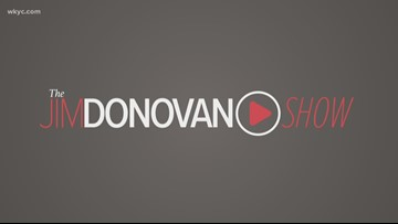 WKYC launches 'The Jim Donovan Show' on YouTube  featuring Cleveland Browns head coach Freddie Kitchens and GM John Dorsey