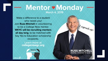 Mentor Monday succeeds in netting 125 sign-ups for College Now program