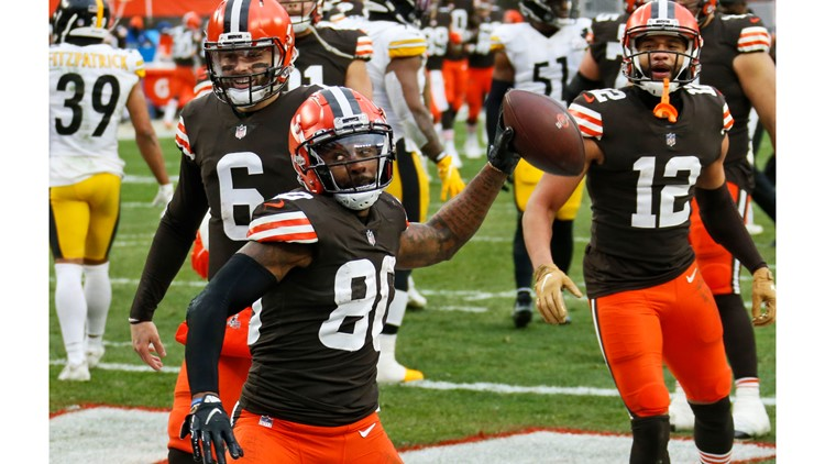 Leon Bibb: Cleveland Browns earned a playoff spot, but fans have earned it too