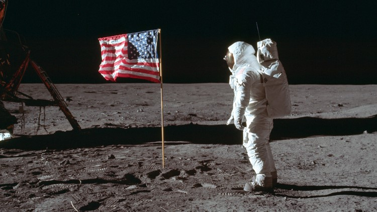 Apollo 11 moon landing: 50 years later