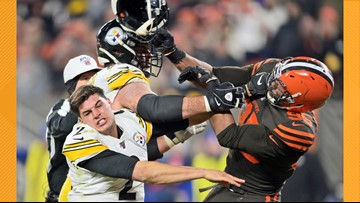 The Cleveland Browns won a game & lost their heads in the process—Bud Shaw's Sports Spin