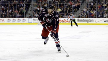 Former captain Rick Nash joins Blue Jackets' front office