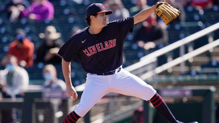 Why Cleveland Indians pitcher Cal Quantrill wants to meet Justin Bieber: 'Beyond the Dugout' interview