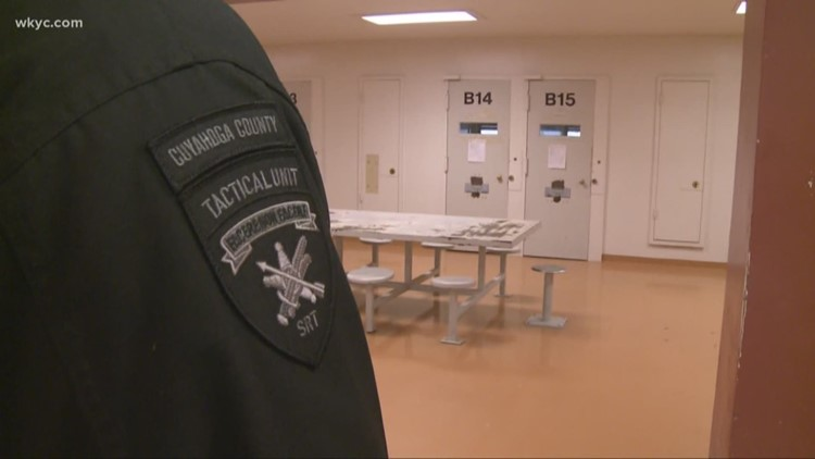 Former Cuyahoga County Corrections Center Warden, 2 Officers indicted for separate crimes against inmates
