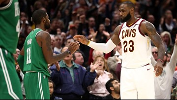Kyrie Irving called LeBron James to apologize for not appreciating leadership