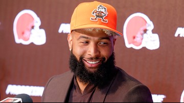 He asked, you answered: See where Browns fans think Odell Beckham Jr. should grab a bite to eat in Cleveland