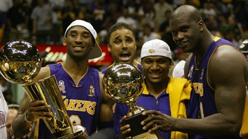Fans stunned by passing of Los Angeles Lakers' Kobe Bryant