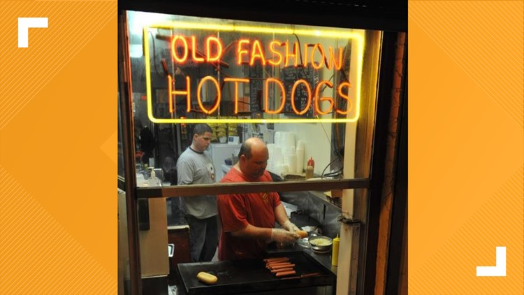 Old Fashion Hot Dogs