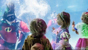 Win a 4-pack of tickets to Hauntaquarium!