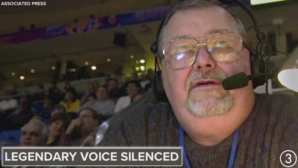 Joe Tait, the longtime 'Voice of the Cleveland Cavaliers,' dies at 83
