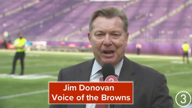 JIMMY'S TAKE: Cleveland Browns' defense looks 'very, very special' after 3rd straight win
