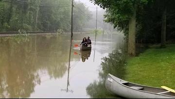 Northeast Ohio communities prepare for more flooding