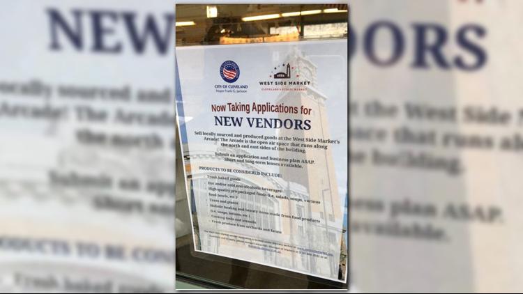 Vendors cite new problems at West Side Market