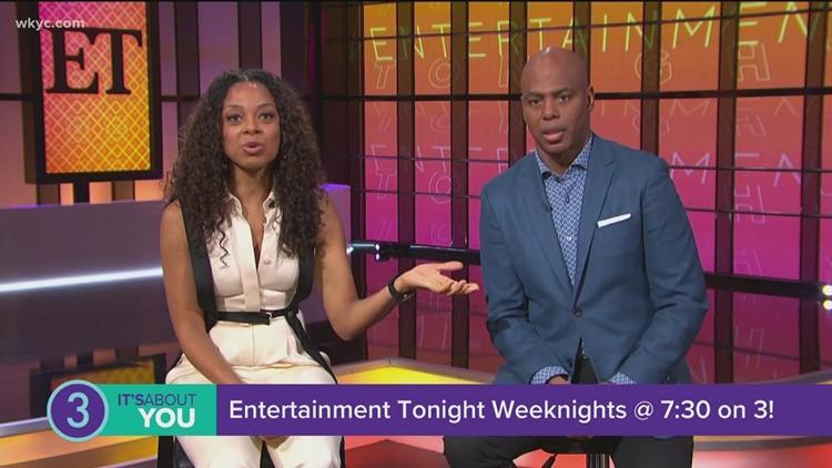 Kevin Frazier & Nischelle Turner - Kicking Off Season 41 of ET