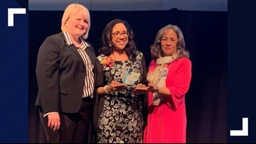 WKYC's Margaret Bernstein honored for literacy initiatives