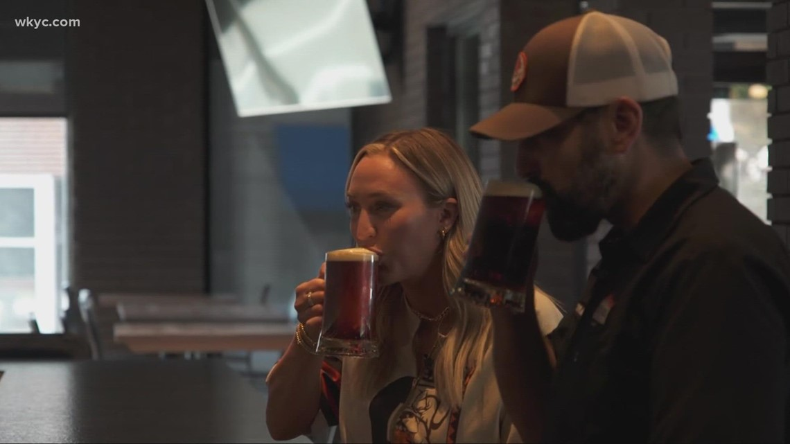 Emily Explores The Land: 3News Contributor Emily Mayfield checks out Northeast Ohio's breweries