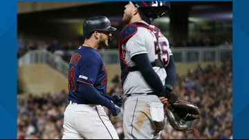 Mitch Garver hits a pair of homers, Minnesota Twins beat Cleveland Indians 5-3