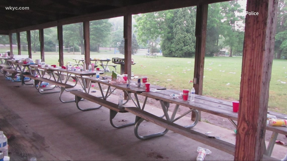City of Kent to close Plum Creek Park to prevent 'extremely large, uncontrolled party'