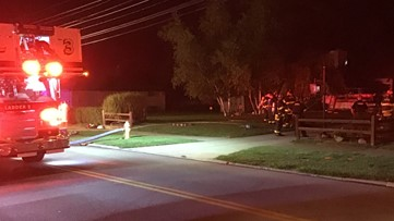 4 People Rescued From Burning Home In Parma Wkyc Com