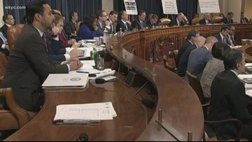 Day 1 of the Impeachment Hearings: What happened, what's next