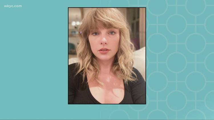 Taylor Swift is making headlines in our Pop Break