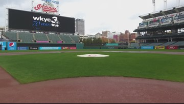 Cleveland Indians celebrate WKYC with 70th anniversary tribute