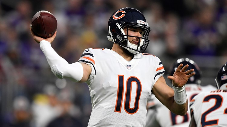 Mentor's Mitchell Trubisky selected to replace Jared Goff at 2019 Pro Bowl