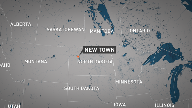 3 killed, 4 children injured in snowy North Dakota crashes | wkyc com