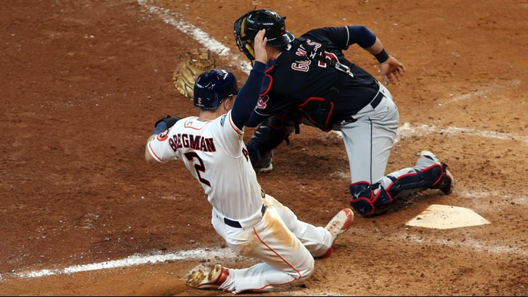 ddfc635b51e RECAP  Cleveland Indians lose Game 2 of ALDS to Houston Astros 3-1 ...