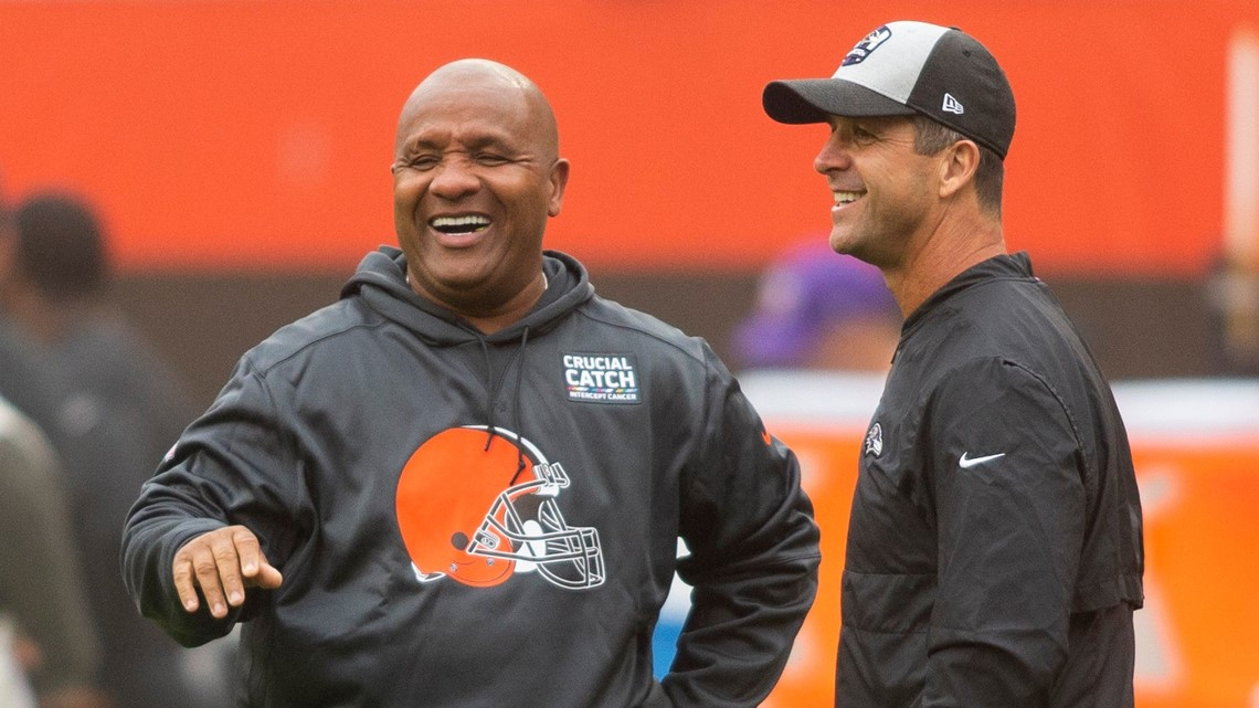 RECAP: Cleveland Browns beat Baltimore Ravens, 12-9, on ...